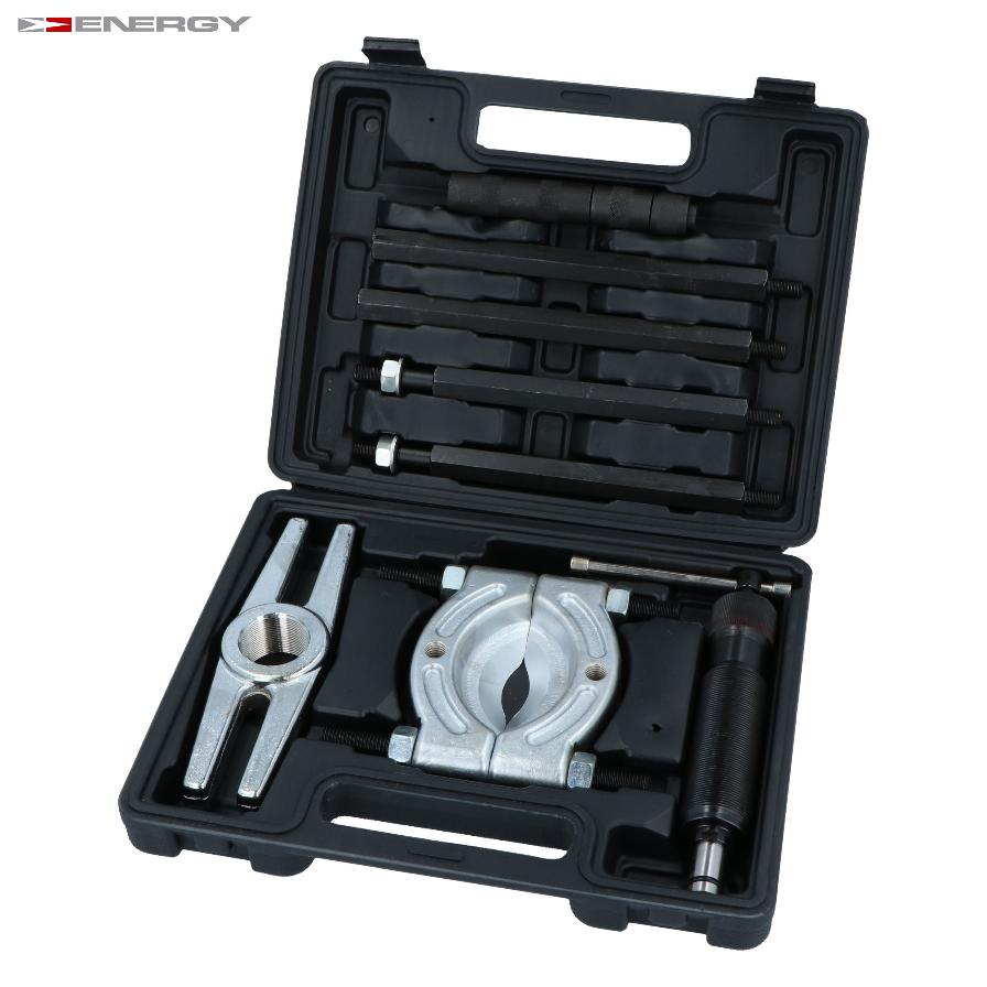 NE00051 ENERGY Anzahl Werkzeuge: 9, Kunststoffkoffer Trennmesser-Satz NE00051 günstig kaufen
