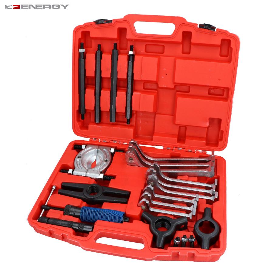 NE00053 ENERGY Anzahl Werkzeuge: 21, Kunststoffkoffer Trennmesser-Satz NE00053 günstig kaufen