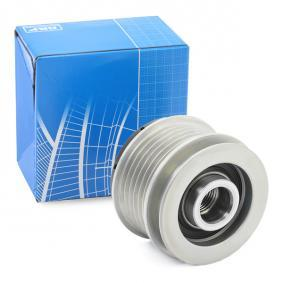 VKN350 SKF Ø: 61mm, Breite: 40,9mm Generatorfreilauf VKM 03100 günstig kaufen