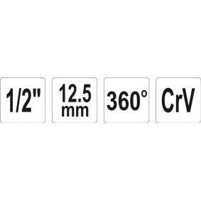 YT-0593 Messgerät, Drehmoment YATO - Unsere Kunden empfehlen