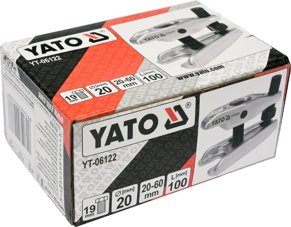 YT-06122 Ausdrücker, Kugelgelenk YATO - Unsere Kunden empfehlen