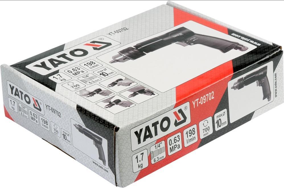 YT09702 Bohrmaschine YATO YT-09702 - Große Auswahl - stark reduziert