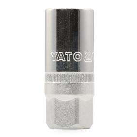 YT-1254 Zündkerzenschlüssel YATO Test