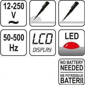 YT2862 Spannungsprüfer YATO YT-2862 - Original direkt kaufen