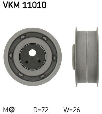 OE Original Spannrolle, Zahnriemen VKM 11010 SKF