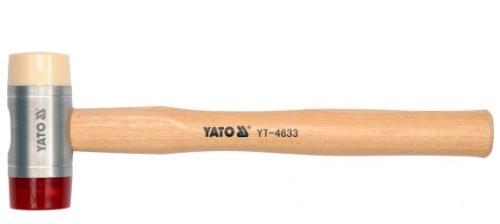 YT-4632 YATO Ø: 35mm, Gewicht: 340g Ausbeulhammer YT-4632 günstig kaufen