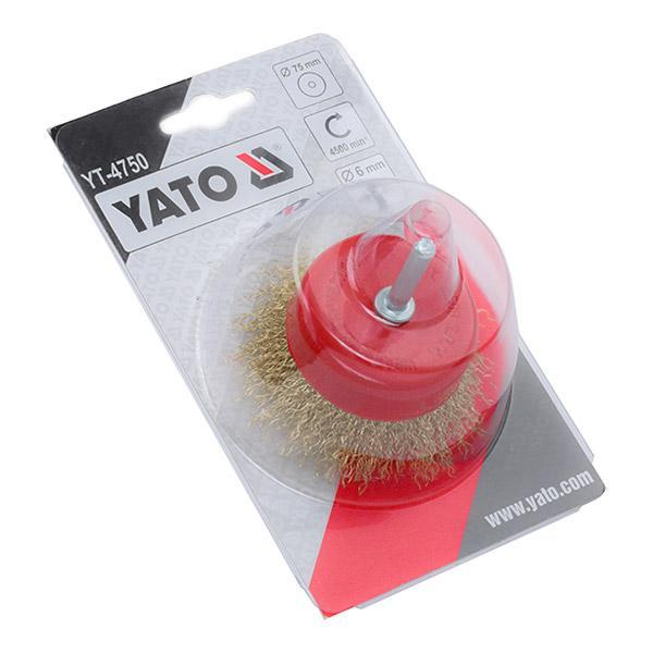 YATO | Cepillo de alambre YT-4750