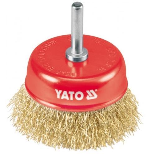 YT4750 Cepillo de alambre YATO YT-4750 - Gran selección — precio rebajado