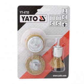 YT-4755 YATO Reinigungsbürsten-Satz YT-4755 kaufen