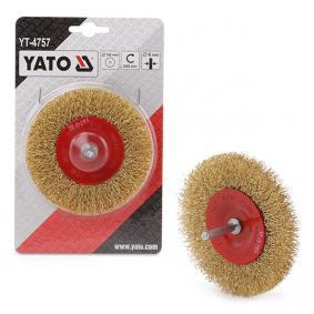 YATO Drahtbürste YT-4757 kaufen