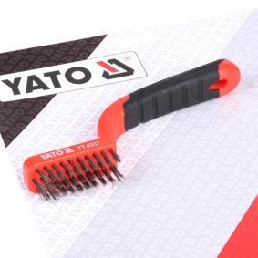 YT-6337 YATO Aantal rijen: 3rijen, Lengte: 180mm Staalborstel, reiniging remklauw YT-6337
