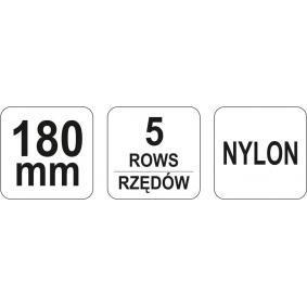 YT6349 Drahtbürste, Bremssattelreinigung YATO - Original direkt kaufen