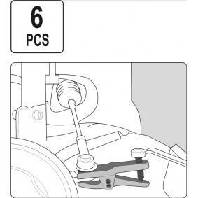 YT06157 Traukiklių rinkinys, rutulinis guolis YATO YT-06157 Platus pasirinkimas — didelės nuolaidos