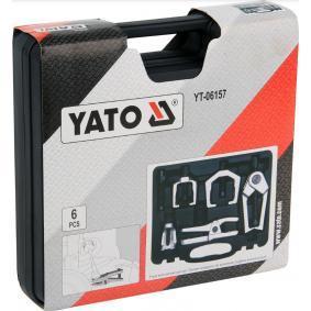 YT-06157 Traukiklių rinkinys, rutulinis guolis YATO - Pigus kokybiški produktai