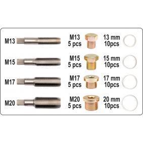 YT-1757 Repair Kit, oil drain plug thread YATO - Cheap brand products