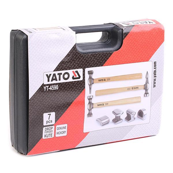 YATO | Ausbeulhammer-Satz YT-4590