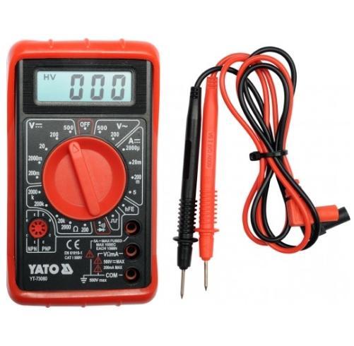 YATO | Multimeter YT-73080
