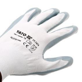 YT-7474 Guanto protettivo YATO prodotti di marca a buon mercato