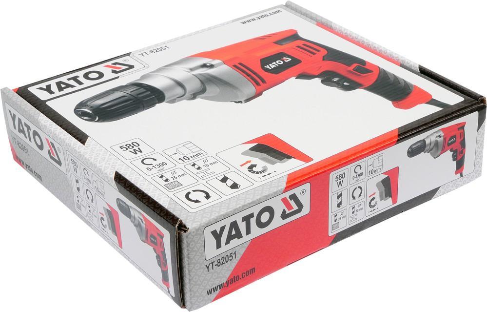 YATO | Bohrmaschine YT-82051