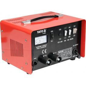 YT-8304 YATO max. Ladestrom: 16A Spannung: 12V, Spannung: 24V Starthilfegerät YT-8304 günstig kaufen
