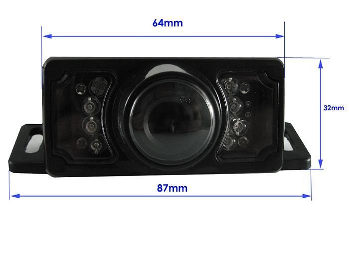 004665 Peruutuskamera JACKY 004665 - Laaja valikoima — Paljon alennuksia