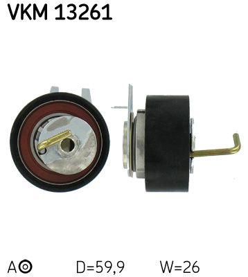 SKF: Original Spannrolle, Zahnriemen VKM 13261 ()