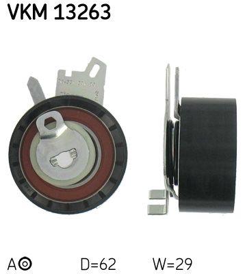 SKF Spannrolle, Zahnriemen VKM 13263