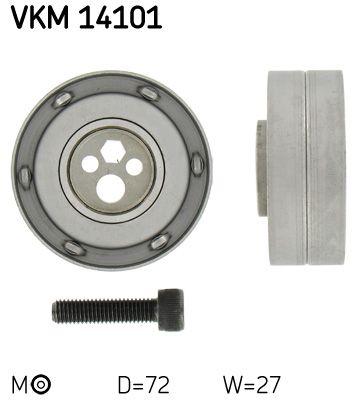 VKM 14101 SKF mit Befestigungsmaterial Spannrolle, Zahnriemen VKM 14101 günstig kaufen