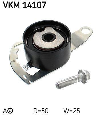 VKM 14107 SKF Spannrolle, Zahnriemen VKM 14107 günstig kaufen