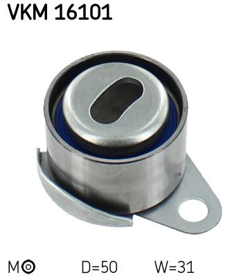 SKF Spannrolle, Zahnriemen VKM 16101