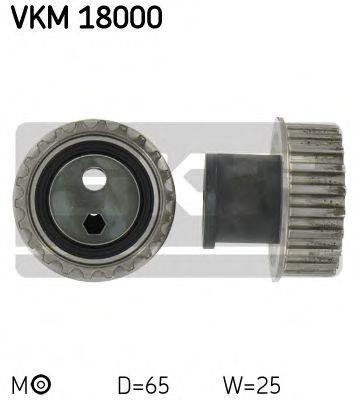 SKF Spannrolle, Zahnriemen VKM 18000