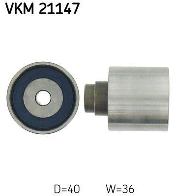 VKM 21147 SKF Umlenk- / Führungsrolle, Zahnriemen VKM 21147 kaufen