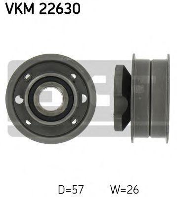 VKM 22630 SKF Umlenkrolle Zahnriemen VKM 22630 günstig kaufen