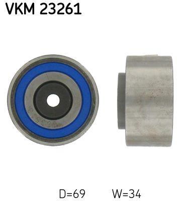 VKM 23261 SKF Umlenkrolle Zahnriemen VKM 23261 günstig kaufen