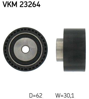 SKF Umlenkrolle Zahnriemen VKM 23264