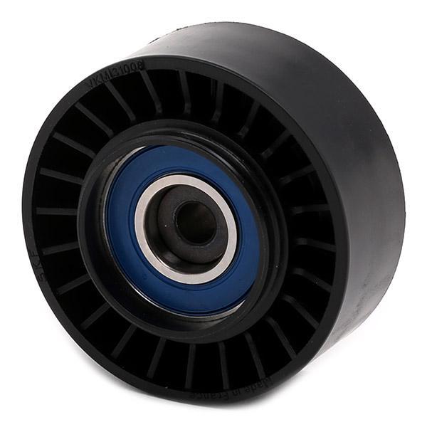 VKM 31008 Poulie renvoi / transmission, courroie trapézoïdale à nervures SKF - Produits de marque bon marché