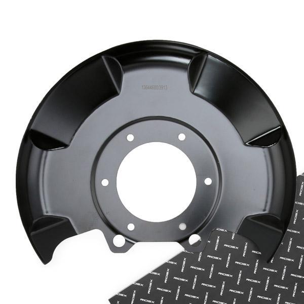 VW GOLF 2017 Bremsscheiben Schutzblech - Original RIDEX 1330S0086