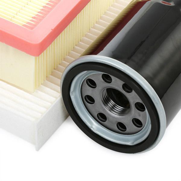 4055F0164 Filter-Satz RIDEX - Markenprodukte billig