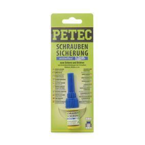 91005 PETEC 5g, -55°C +150°C°C, blau Schraubensicherung 91005 günstig kaufen