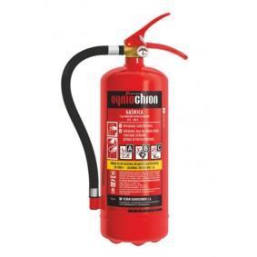 GP4X ABC 4KG OGNIOCHRON 6,6kg, Pulver, 4kg, Zeitbereich: 12 sek Feuerlöscher GP4X ABC 4KG günstig kaufen