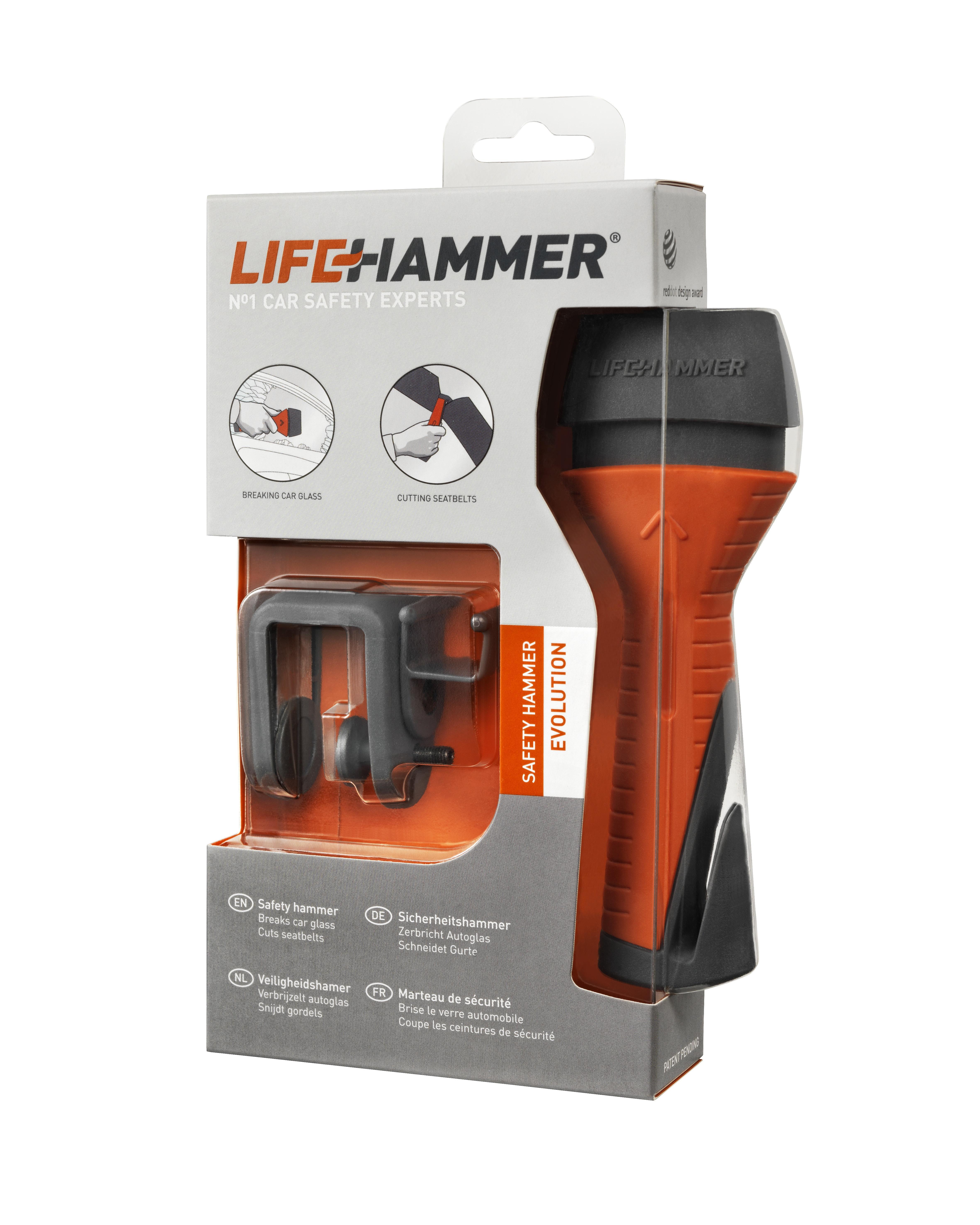 HENO1QCSBL Notfallhammer LifeHammer Erfahrung