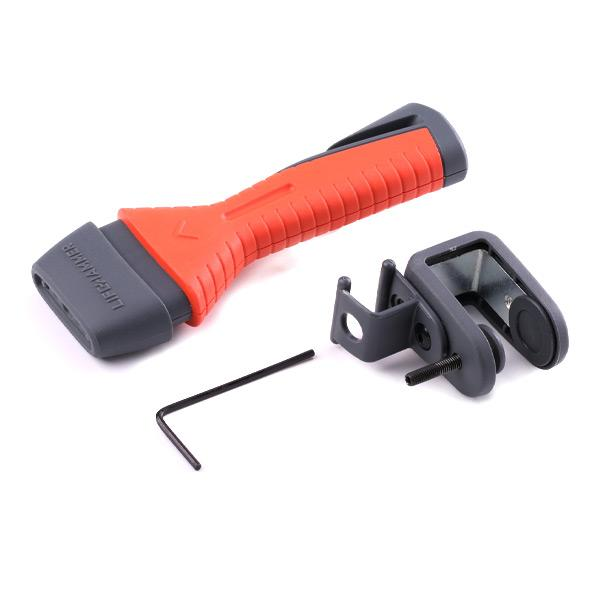 HENO1QCSBL Notfallhammer LifeHammer in Original Qualität