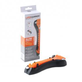 HCGO1RNDBX LifeHammer orange, Kenngröße: Fluoreszierend, Kenngröße: Fluorescent Notfallhammer HCGO1RNDBX günstig kaufen