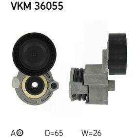 Spannrolle, Keilrippenriemen VKM 36055 von SKF