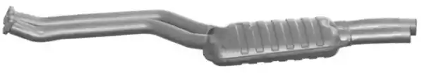 VEGAZ: Original Vorschalldämpfer BS-297IMA ()