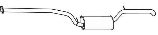 Endschalldämpfer VEGAZ FS-699 Bewertungen