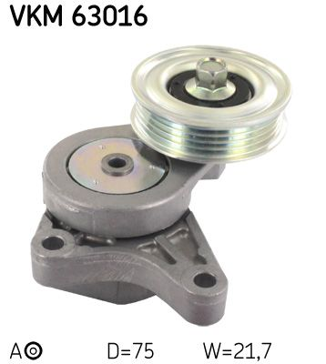 Original HONDA Spannrolle VKM 63016