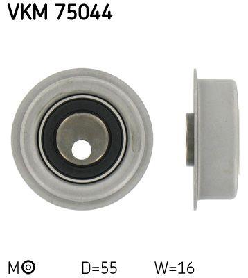 VKM 75044 SKF Spannrolle, Zahnriemen VKM 75044 günstig kaufen
