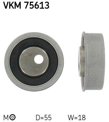 VKM 75613 SKF Spannrolle, Zahnriemen VKM 75613 günstig kaufen