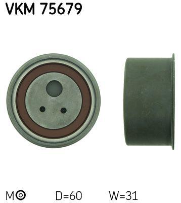 VKM 75679 SKF Spannrolle, Zahnriemen VKM 75679 günstig kaufen